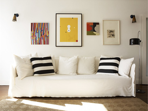 Juliette's Sydney apartment