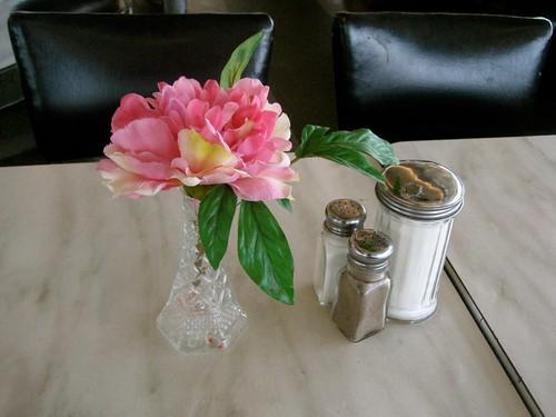 Shawmut DIner Table Tableau