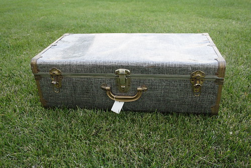 old tin suitcase 2