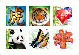 free Tiger Treasure slot game