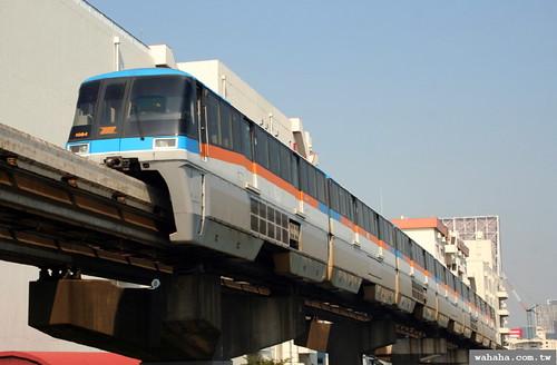東京モノレール Tokyo Monorail