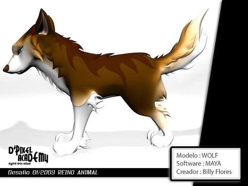 Billy - [ Desafío D0901/ Julio 09 ] Reino animal - WIP 3853206433_8c06e4b54c