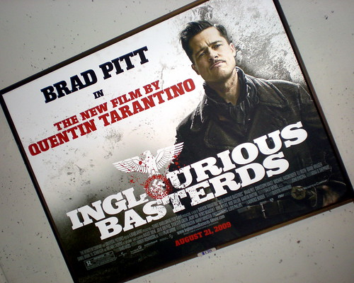 Day 321/365 - Inglourious Basterds