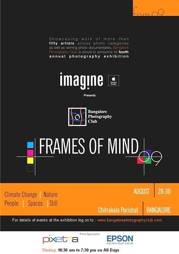 BPC - Frames of Mind 2009