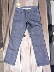 Wrangler Blue Bell Floyd Dry (doctah) Tags: blue broken digital raw bell indigo dry august jeans denim gr floyd ricoh 2009 wrangler rigid twill grd aug09 sanforized