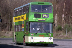First Huddersfield 6453 FVR265V (Zippy's Revenge) Tags: first standard leyland huddersfield firstbus atlantean firstgroup gmbuses northerncounties gmn ncme yorkshirerider gmbusesnorth gmstandard