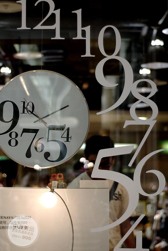 要怎麼看這時鐘的時間?