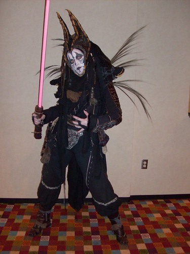 435 Nightsister (Dathomiri Witch) - Star Wars by dragoncon (2006 - 2009)