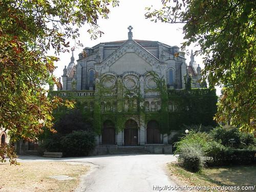 Mosteiro de Prouille, Fanjeaux, França