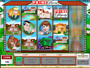 Prime Property slot game online review