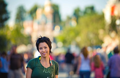 Main Street USA (isayx3) Tags: portrait usa nikon mainstreet dof bokeh disneyland f28 d3 80200mm nikkon 200mm project365 isayx3