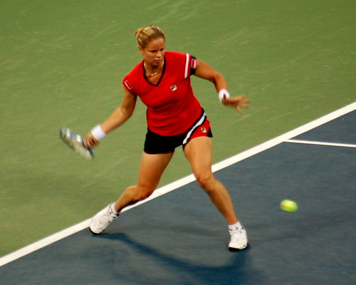 Kim Clijsters, 2009 US Open
