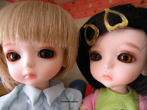 Lyssia & Mélia