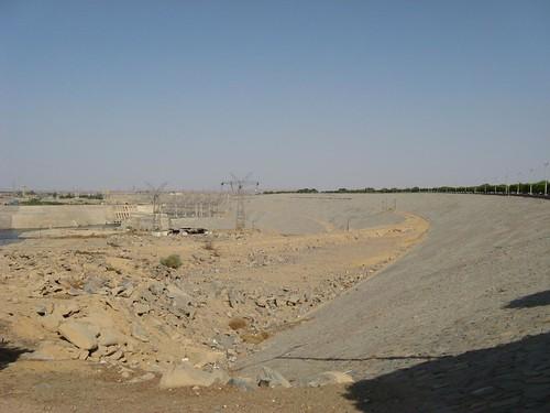 Barragem do Alto Assuão, Egipto
