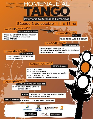 tango vivo montevideo