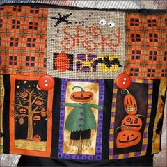 Spooky Wrap