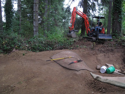 The pump track is going to get a lot bigger. And faster.