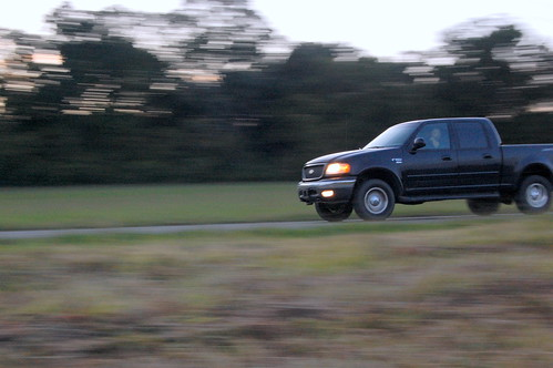 F-150 in Motion