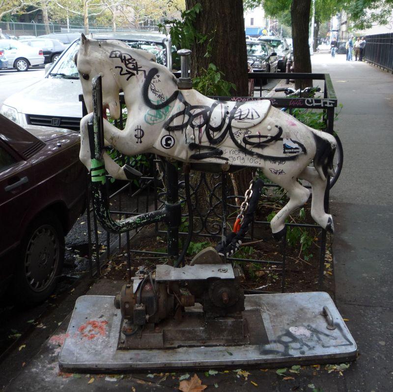 Tagged Pony