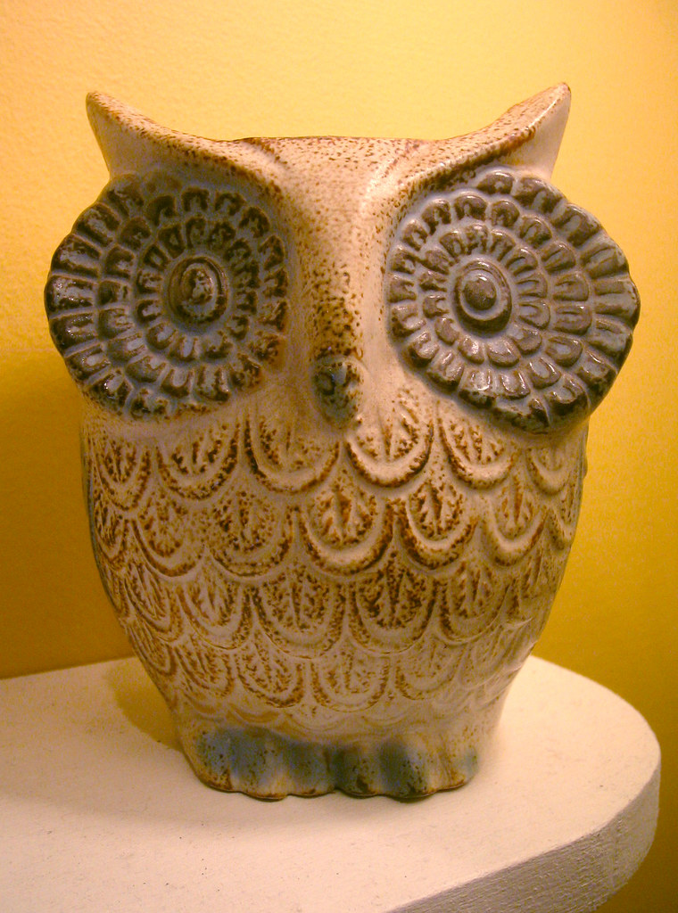 Owl Container