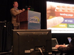 Scott Brinker speaking on Increasing Conversions through Better Usability