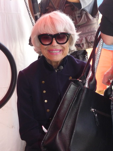 Carol Channing by you.