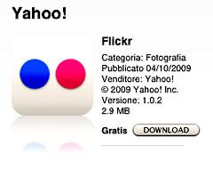 Flickr - icona