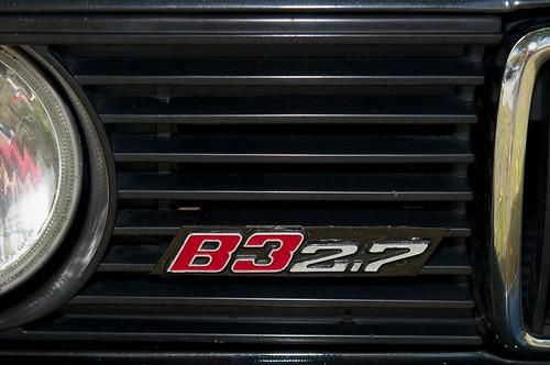 Alpina E30. BMW e30 Alpina B3 2.7