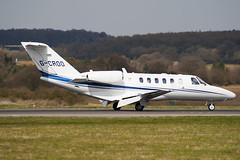 G-CROO - 525A-0388 - EBJ Operations - Cessna 525A Citation CJ2 - Luton - 090401 - Steven Gray - IMG_2833