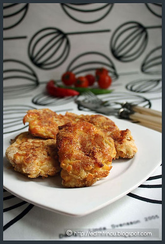 crispy cheese chicken