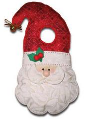 prendedor porta noel1 (Mnica [Artes MR]) Tags: natal artesanato feltro molde painatal