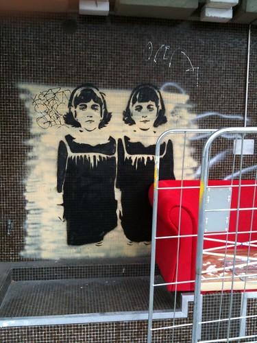 twins stencil