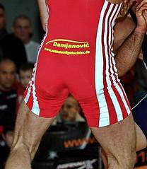 HAIRY_WRESTLERS (4) (hairywrestlerfan1) Tags: hairy men muscle wrestling lutte
