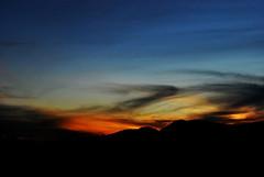 (LaurA.Noguera) Tags: sky azul cielo nubes ocaso crepsculo
