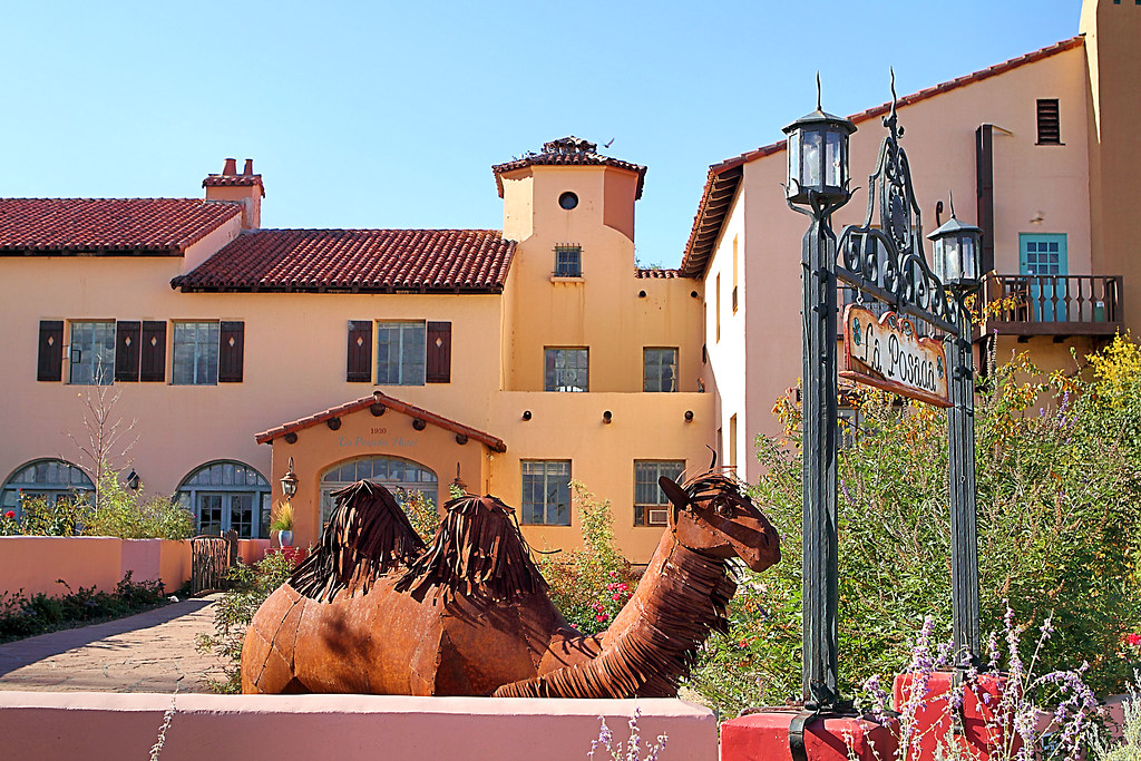 La Posada Hotel, Winslow, AZ