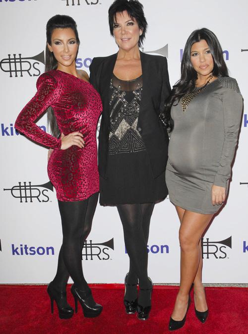 Kardashians Night Out Oct. 22