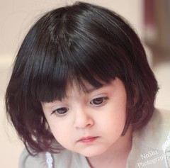 Little Angel is Thinking (NoSha NaQi) Tags: cute angel princess little dodo naqi nosha  durrah durra noshaq8