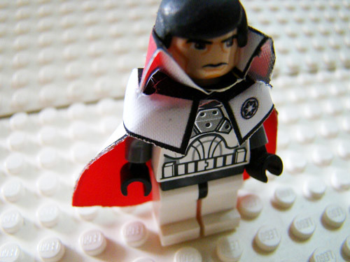 NEW Senior Officials star wars custom lego figure cape