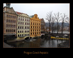 Prague (janetfo747) Tags: water buildings river prague vltava abigfave anawesomeshot boatspicnik trulybetterthangood thebestshotplatinumaward