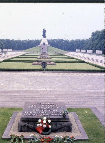 Treptower Park, East Berlin 1980 - Soviet War Memorial #1