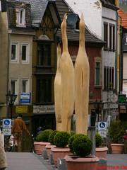 KreuznachStadtBrckeKunstSkulpturP1070794 (R+Kreuznacher) Tags: stadt kreuznach badkreuznach brckenhuser