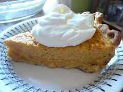 Buttermilk Sweet Potato Pie slice