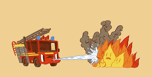 Fire vs Engine