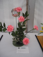 Lambeth County Show 2009 ( Sarah Doyle ) Tags: show county pink flowers london cds southlondon 2009 lambeth flowerarrangement flowerdisplay floralart flowerarranging lambethcountryshow lambethcountyshow2009