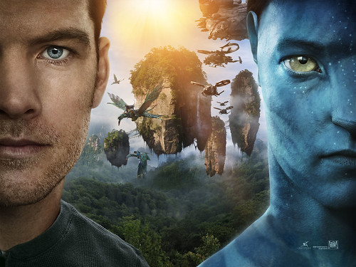 Avatar poster Jake Sully