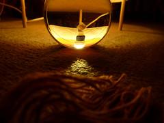 Carpet crawlers (Fotohobbit (busy)) Tags: light reflections lampe licht lamps spiegelung glas panasoniclumixdmcfz28
