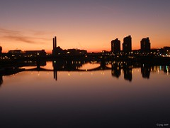 London sunset (Pat's_photos) Tags: sunset london riverthames silhouettesshadows 7daysofshooting msh1209 soocthursday week20shadowsandsilhouettes msh120917 msh0411 msh041112