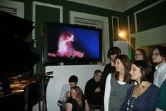 DJ Annie Mac @ Video Store Launch Party