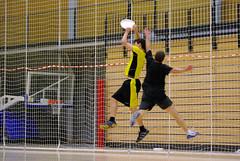 Flying Circus - LULU (Alexandre Chabot-Leclerc) Tags: sports copenhagen ultimate indoor danmark intérieur ultimatefrisbee danemark copenhague kongvolmer intrieur