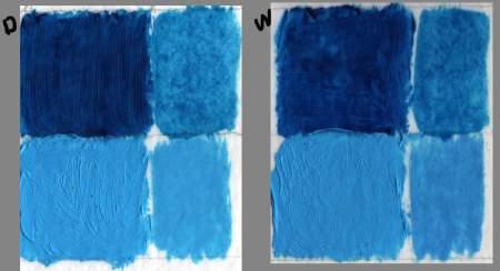 Holbein DUO Lightfast Test 4141372943_62b21b7d52_o